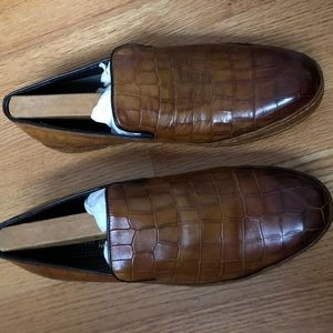 Lightly used beautiful Harris loafers
